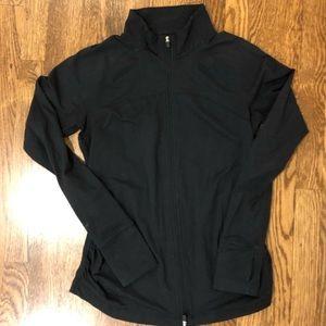 Gap Maternity Stretch Activewear Jacket Size Small